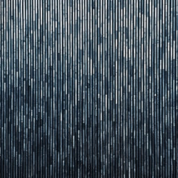 artnorama - Blue Raindrop