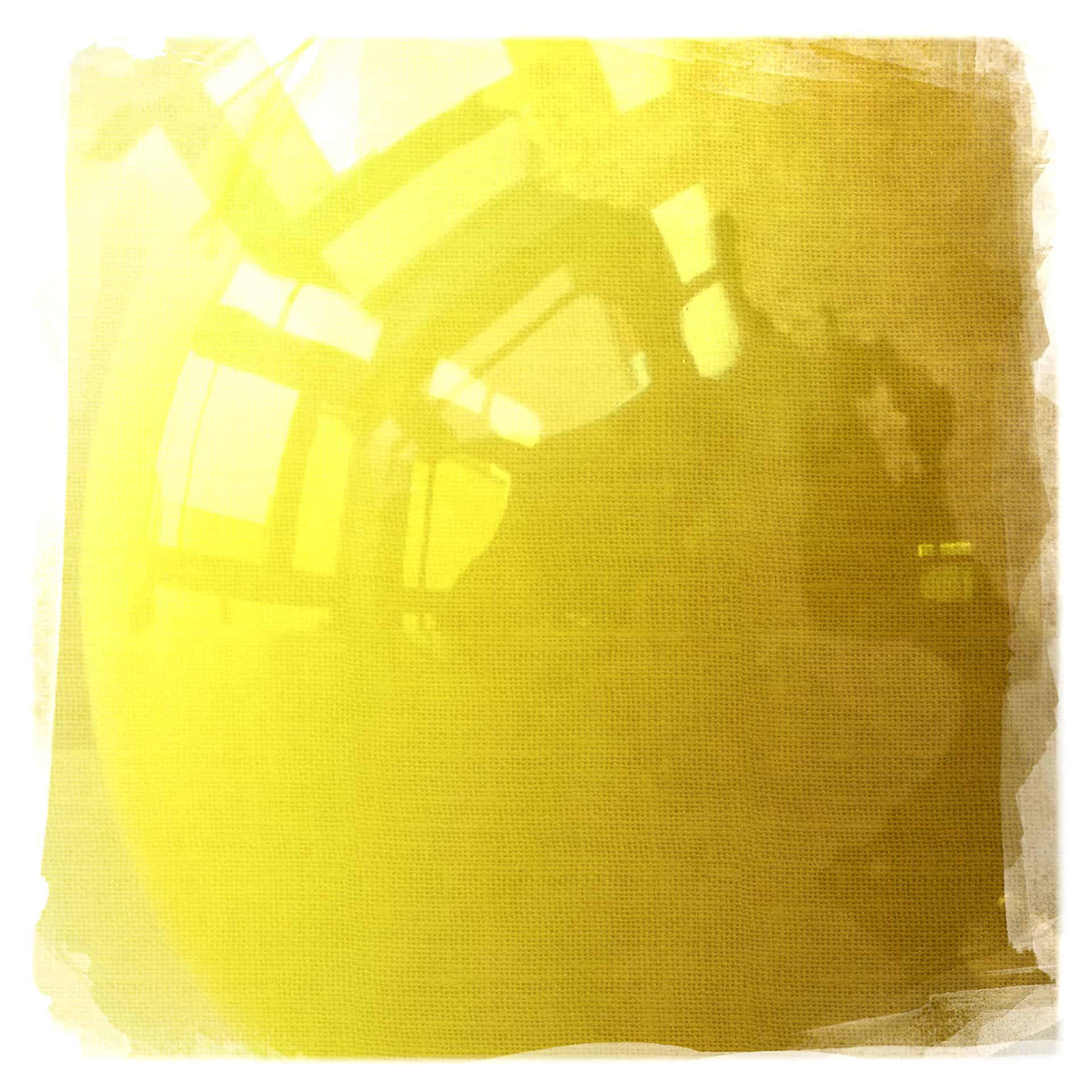 artnorama - Yellow Fabric