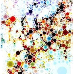 artnorama - Multicolor Rings
