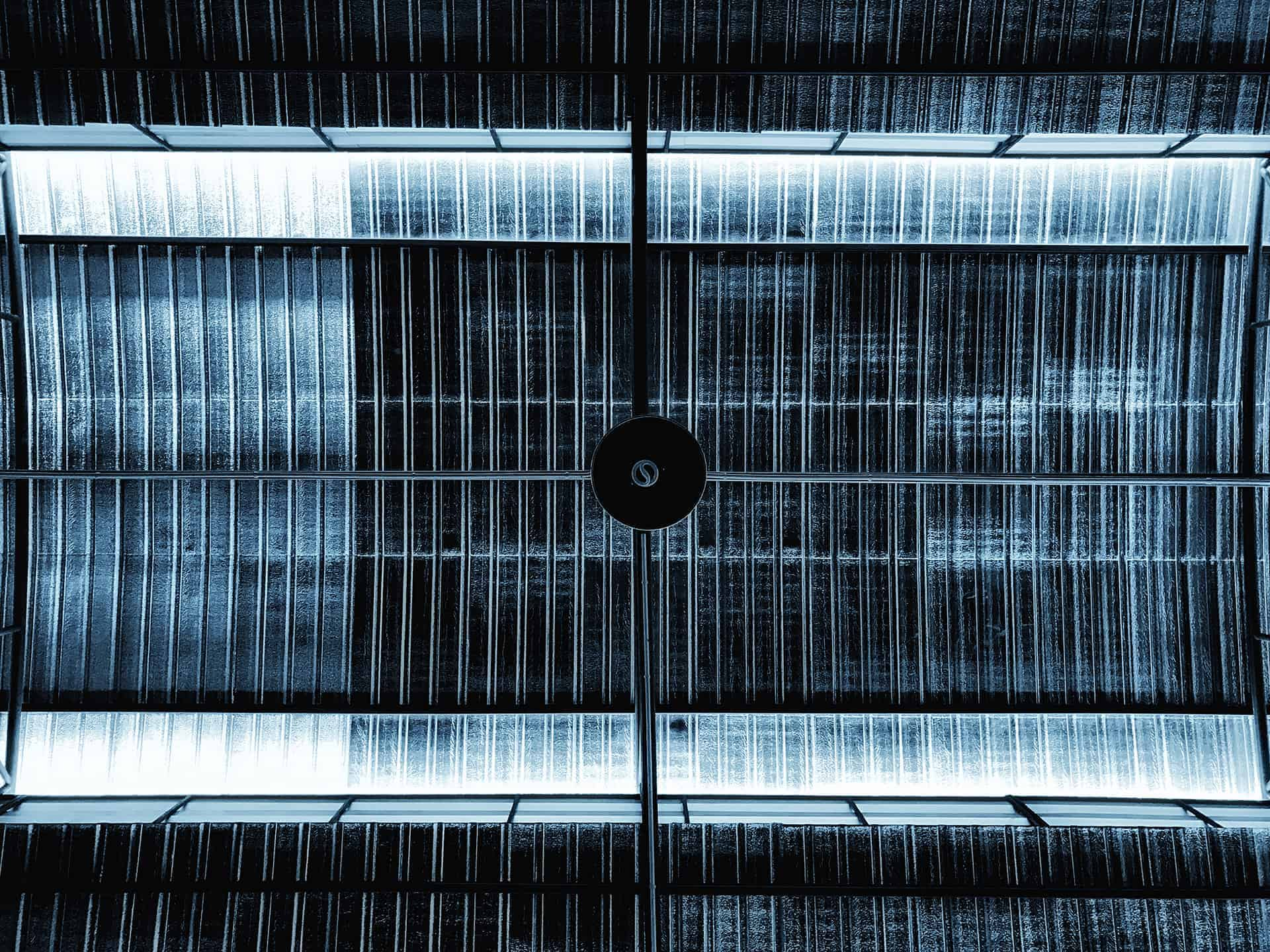 artnorama - Blue Roof