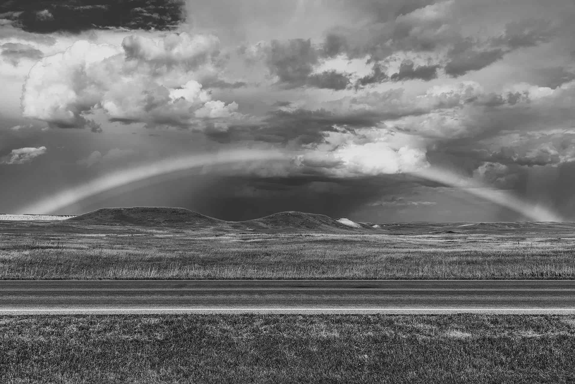 artnorama - Dark Rainbow