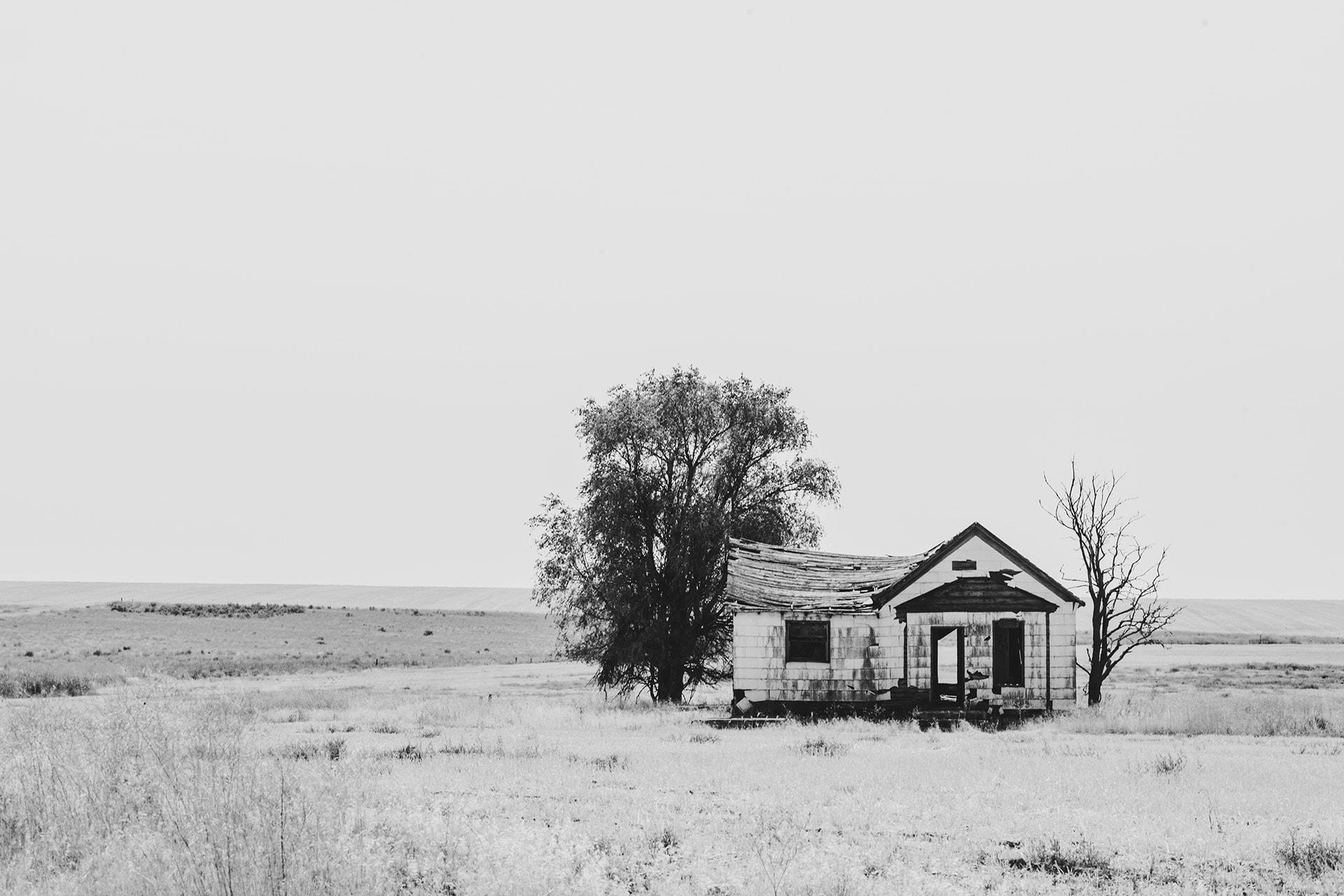 artnorama - Abandoned House