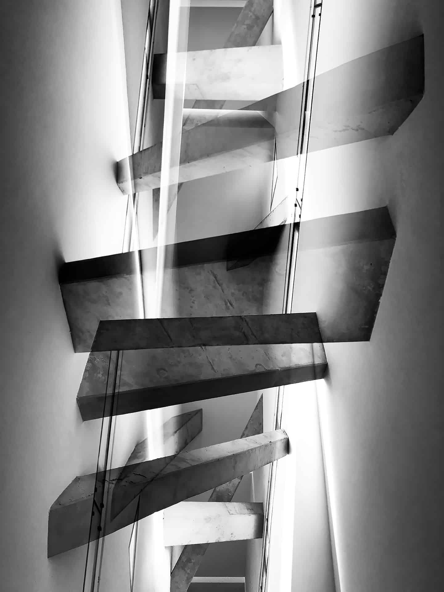 artnorama - Reflected Pylons