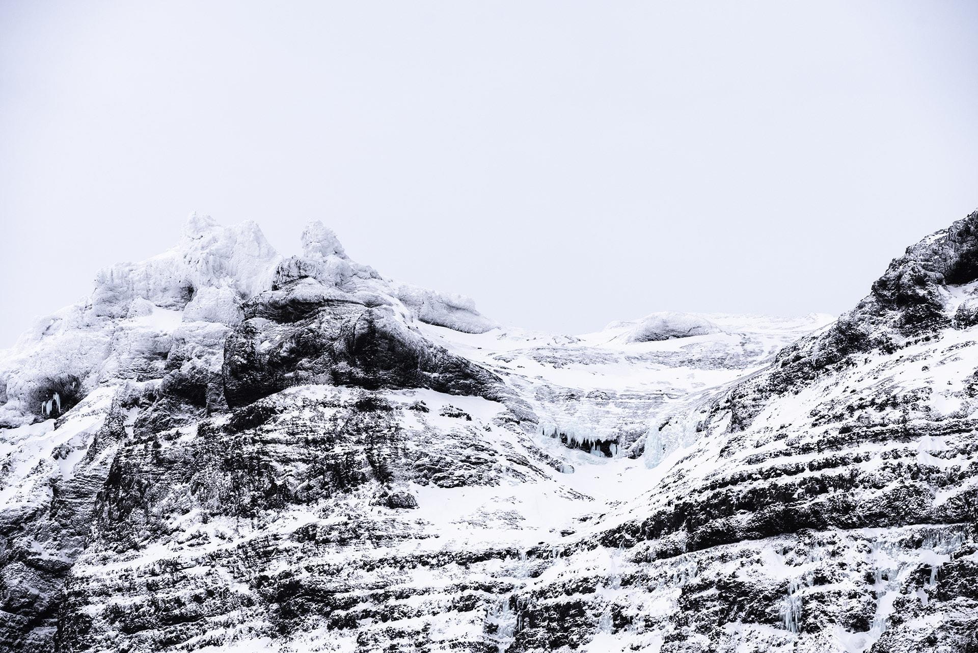 artnorama - Massive Ice Rocks