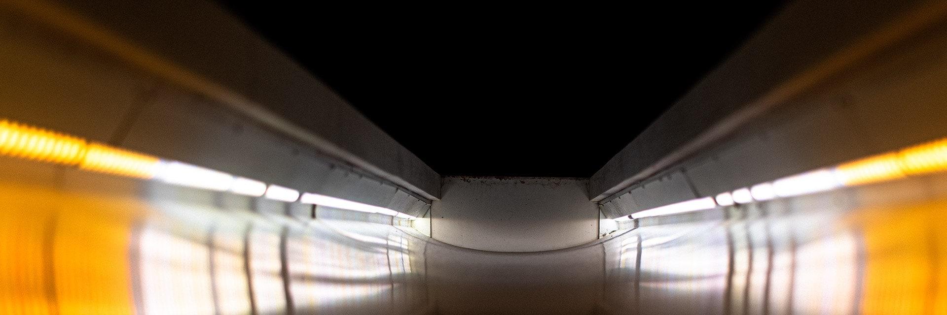 artnorama - Orange Slide