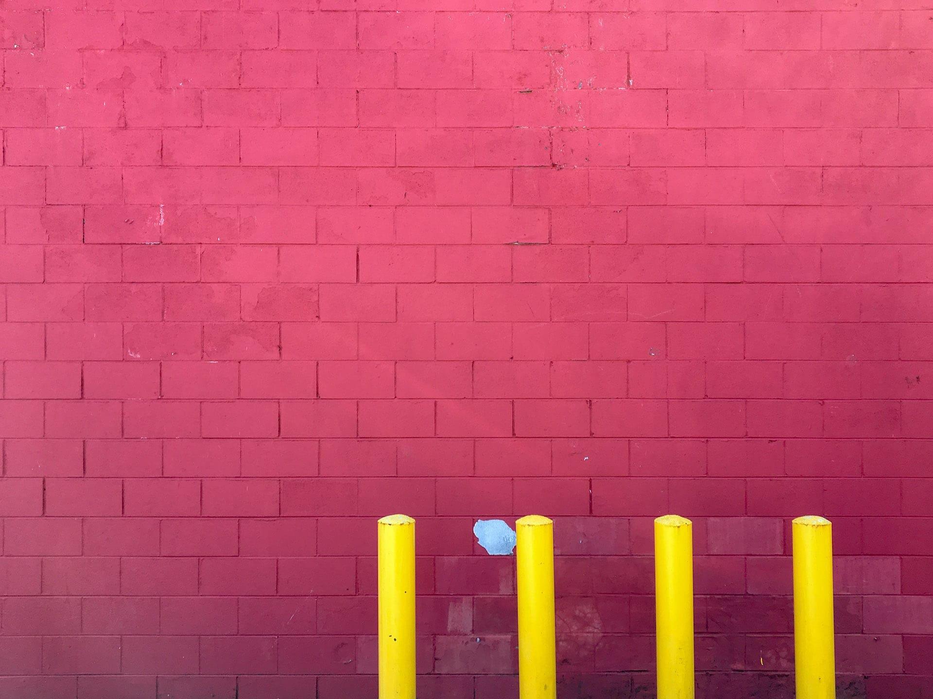 artnorama - Wall four Pillars