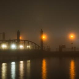 artnorama - Ghostly Landingbridge